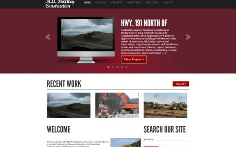 Portfolio: M.A. DeAtley Construction